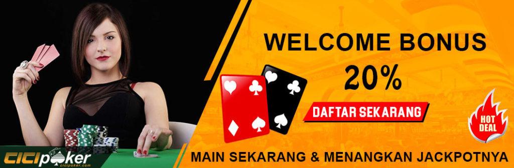 Promo bonus judi poker online